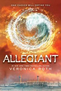 Veronica Roth - Allegiant - Divergent Series
