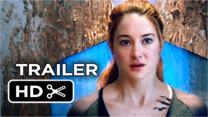 Divergent Trailer 1