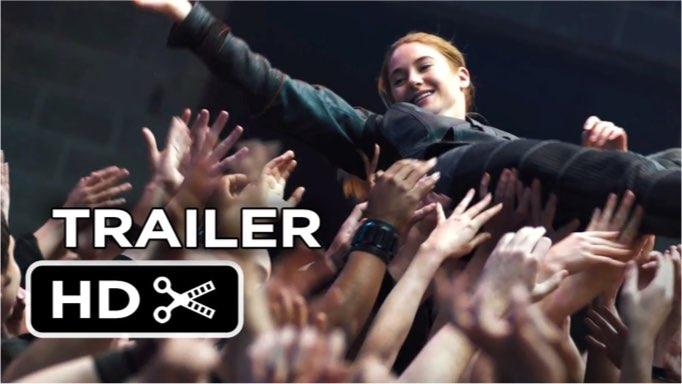 Divergent Trailer 2